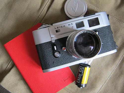Leica M5 usata
