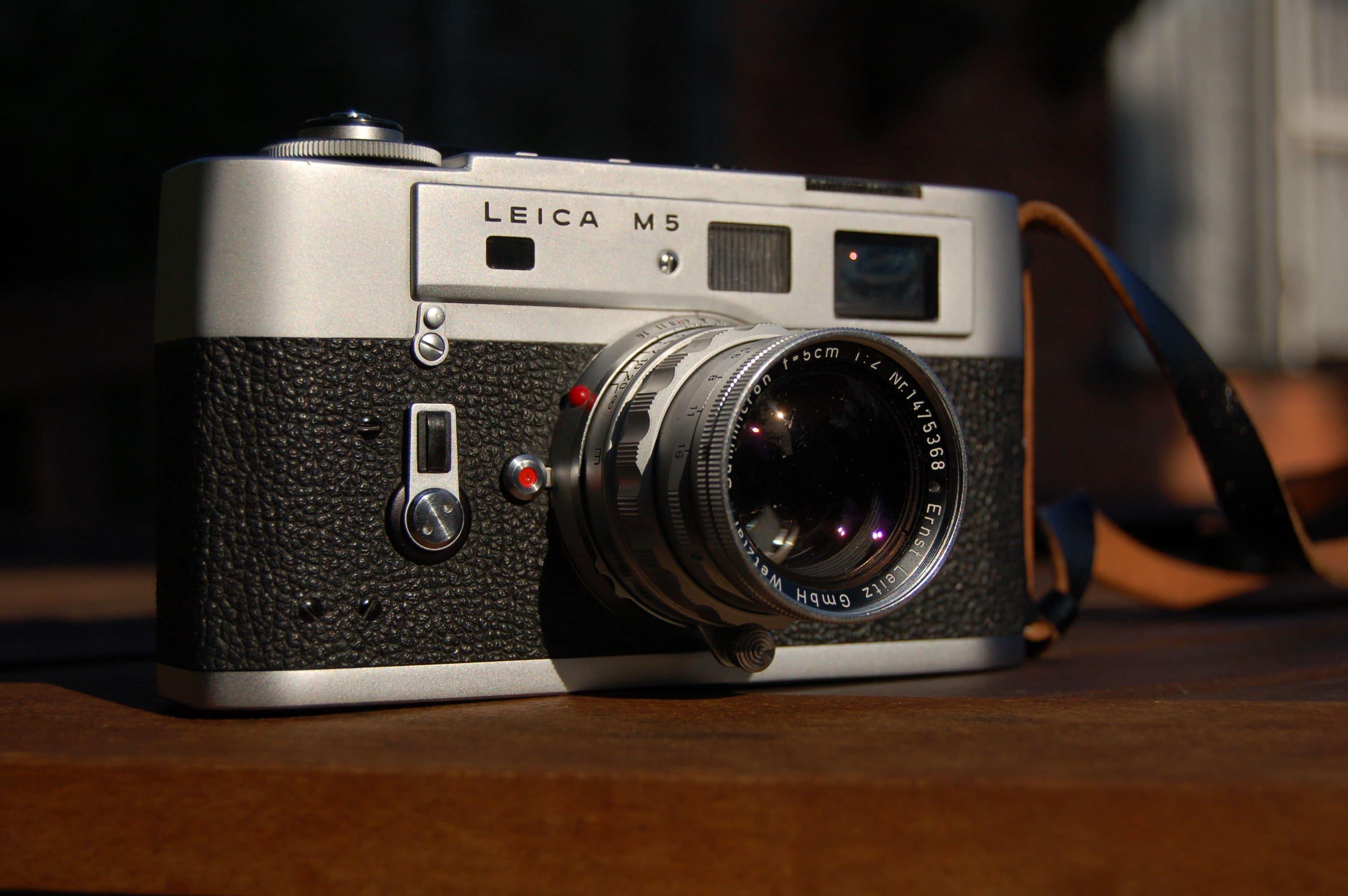 Leica M5 storia e uscita