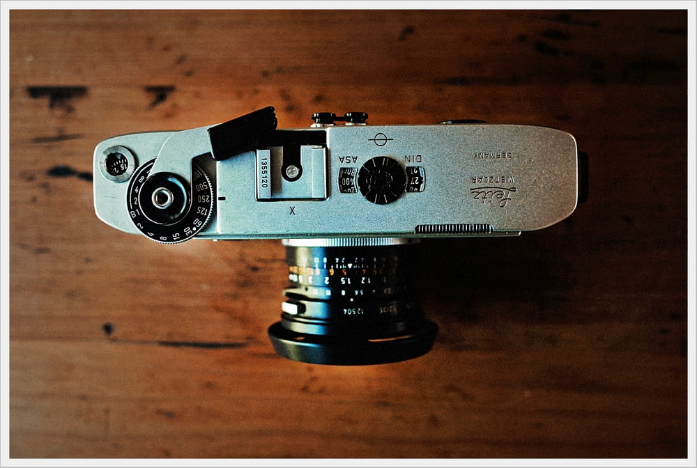 Dimensioni Leica M5