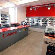 negozio fotografia